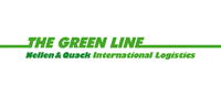 The green line Logo